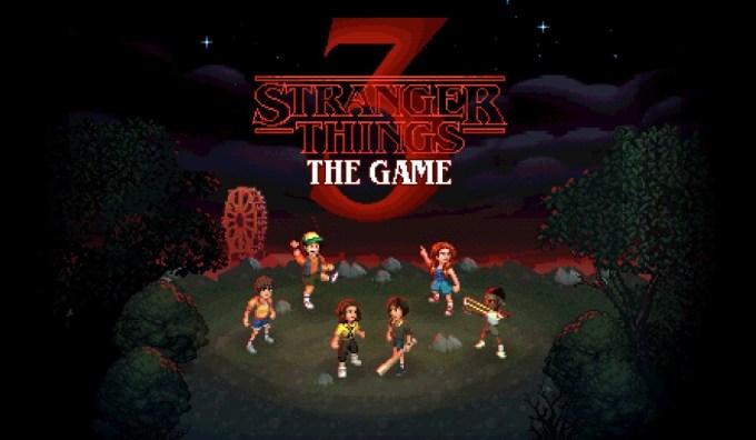 Gra mobilna: Stranger Things: The Game