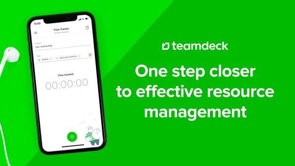 Aplikacja Teamdeck pozwoli zapomnieć pracownikom o nadgodzinach