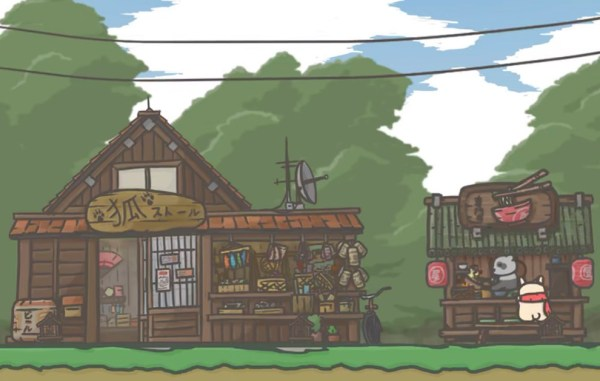 """Wiejska idylla w grze mobilnej dla dzieci """"Tsuki Adventure: Idle Journey"""""""