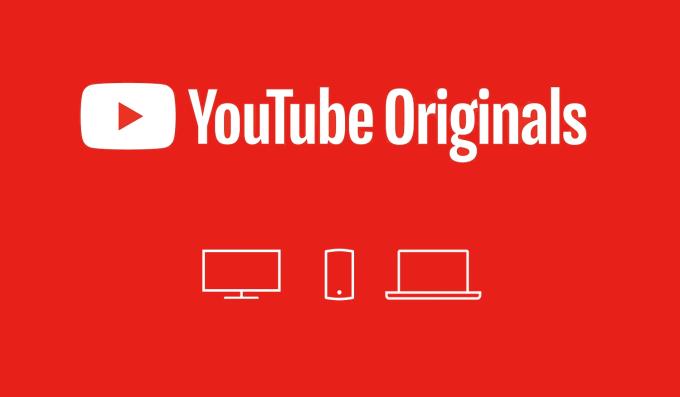 Logo YouTube Originals