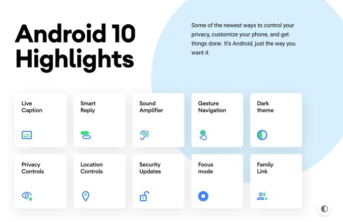 10 najważniejszych funkcji systemu Android 10