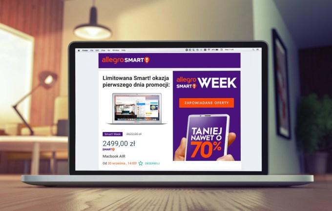 Allegro Smart Week (desktop)