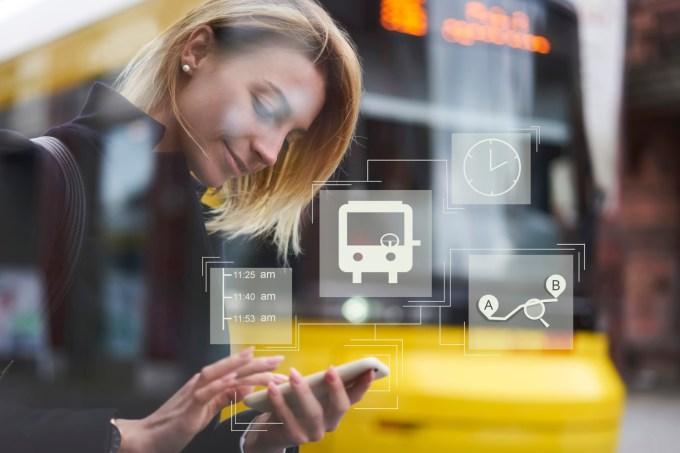 Aplikacje mobilne do komunikacji miejskiej