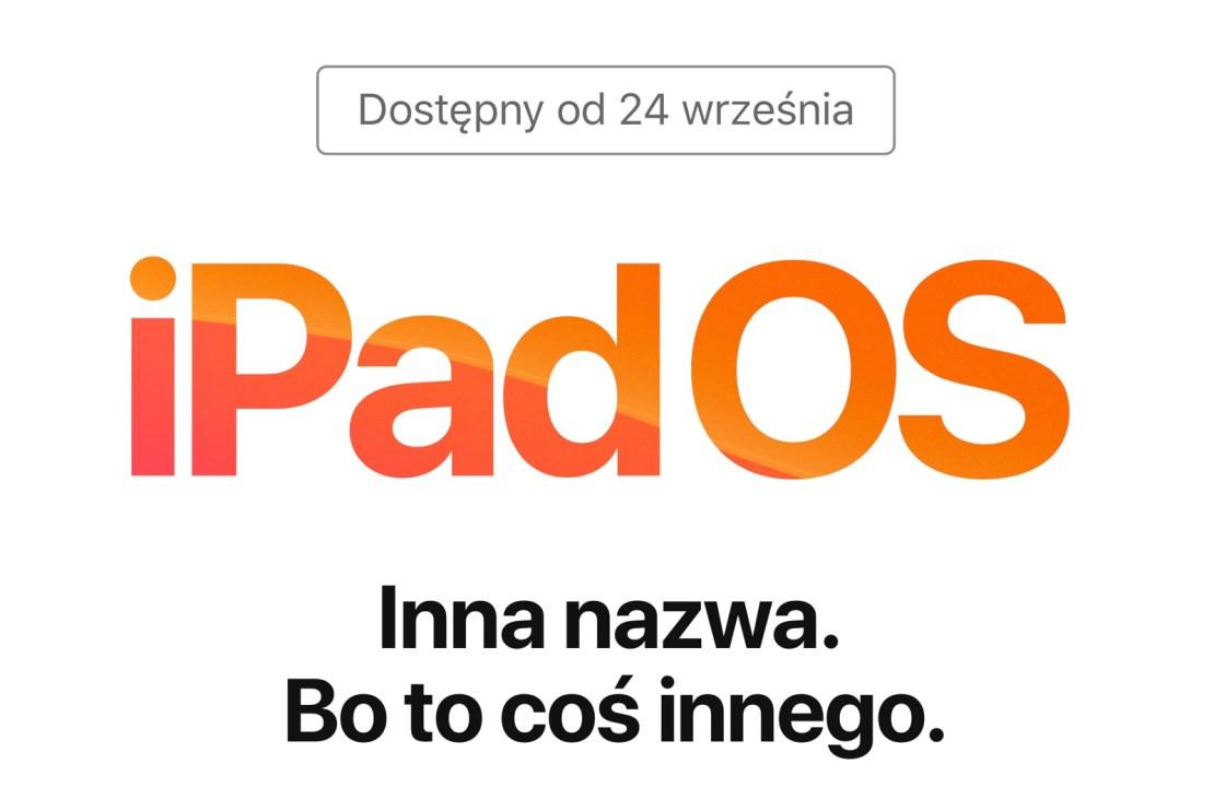 iPadOS (24 września 2019 r.)