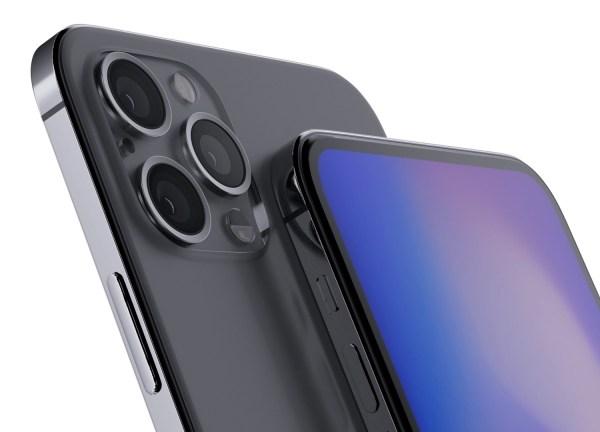 Taki iPhone 12 Pro mógłby być przyszłorocznym hitem!