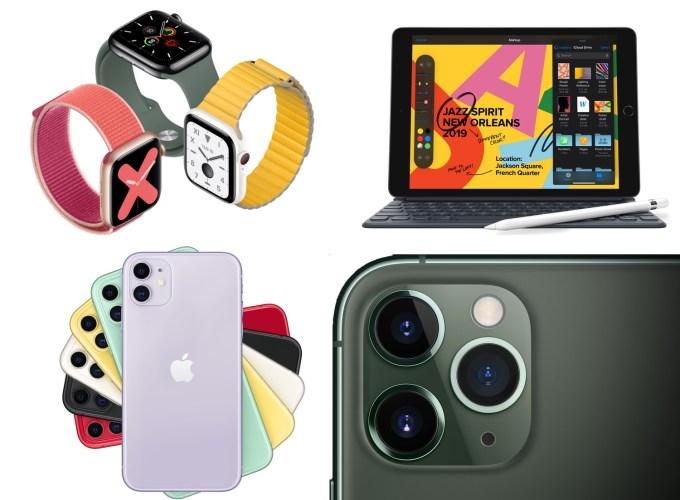 Nowości Apple z konferencji 10 września 2019 r.
