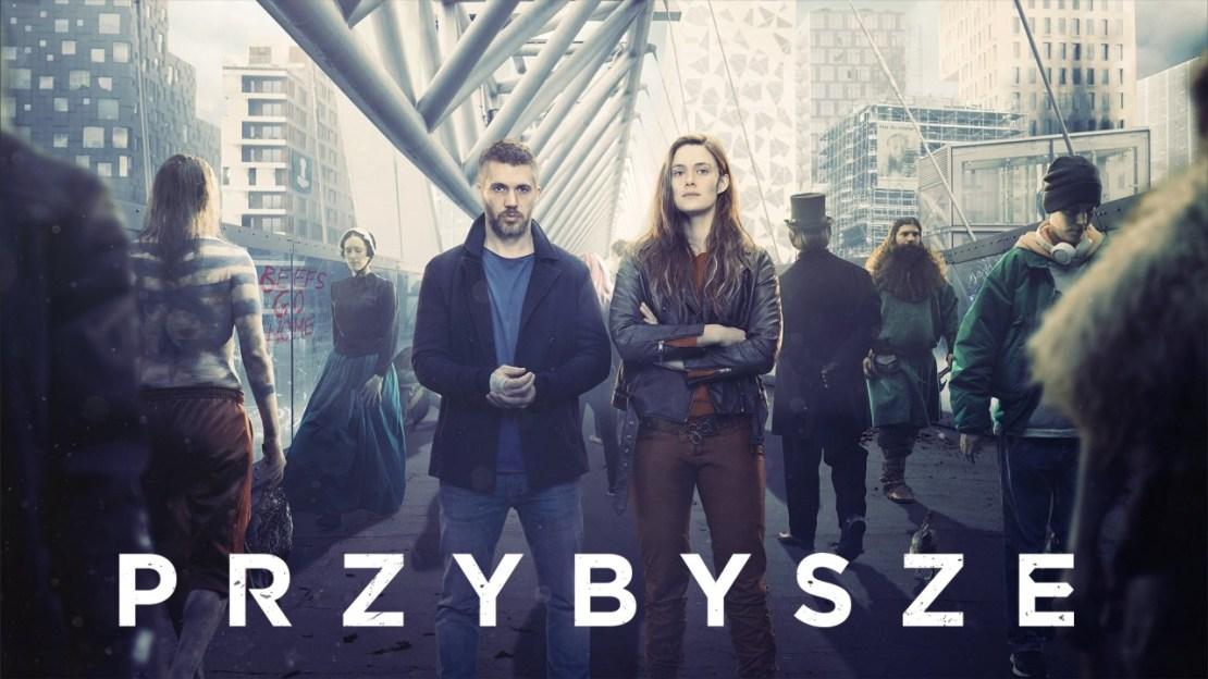 """Przybysze"" (tyt. oryg. Beforeigners) HBO GO"