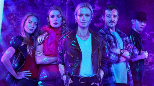 "Drugi sezon serialu ""Ultraviolet 2.0"" już 2 października na AXN"