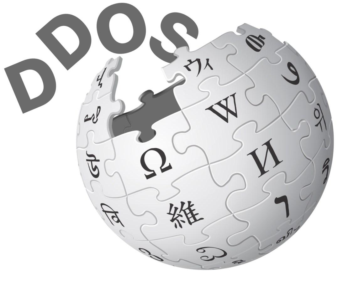 Atak DDOS na Wikipedię (wrzesień 2019 r.)
