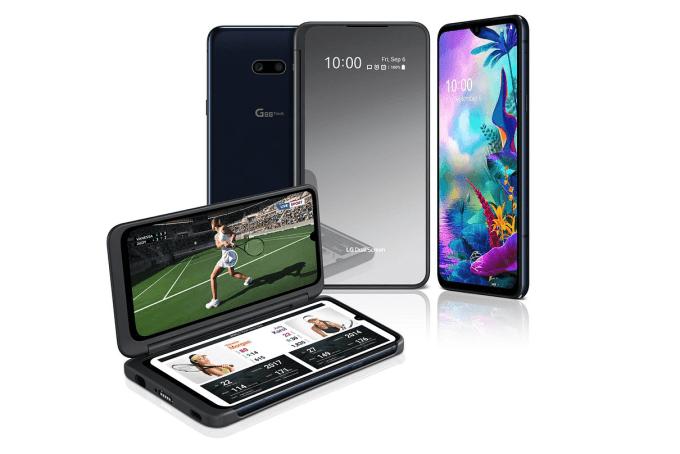 smartfon LG G8X ThinQ