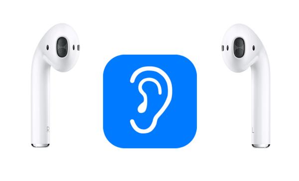 Jak używać słuchawek AirPods jako aparatu poprawiającego słuch?