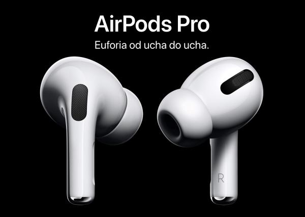 AirPods Pro w cenie 1249 zł od 30 października!