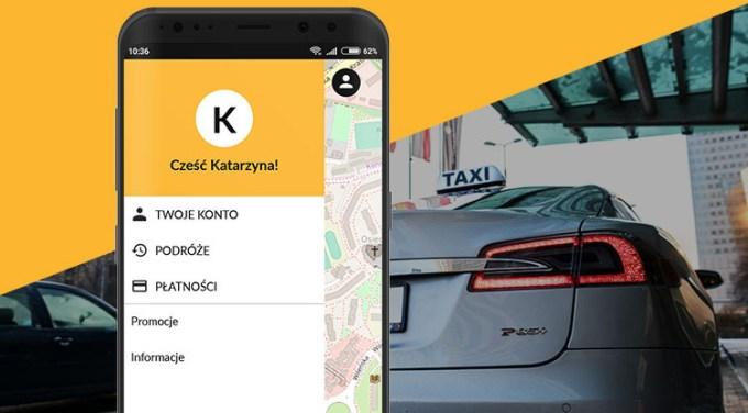 """""""Cichy przejazd"""" w aplikacji iTaxi"""