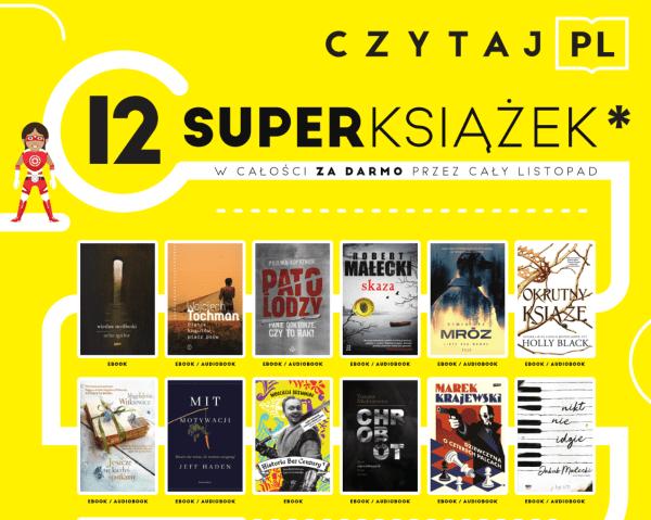 Wystartowała kolejna edycja akcji Czytaj PL 2019!