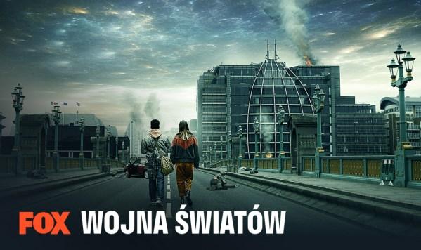 """Serial """"Wojna światów"""" od 31 października na FOX"""