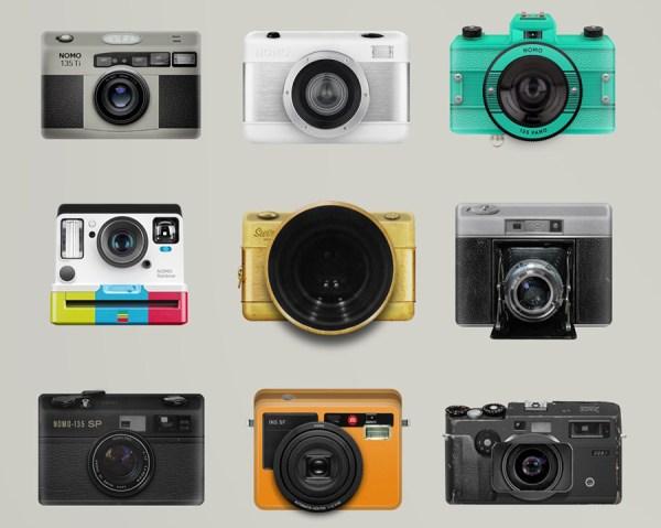 Poznaj urok zdjęć z dawnych lat dzięki symulacjom w NOMO