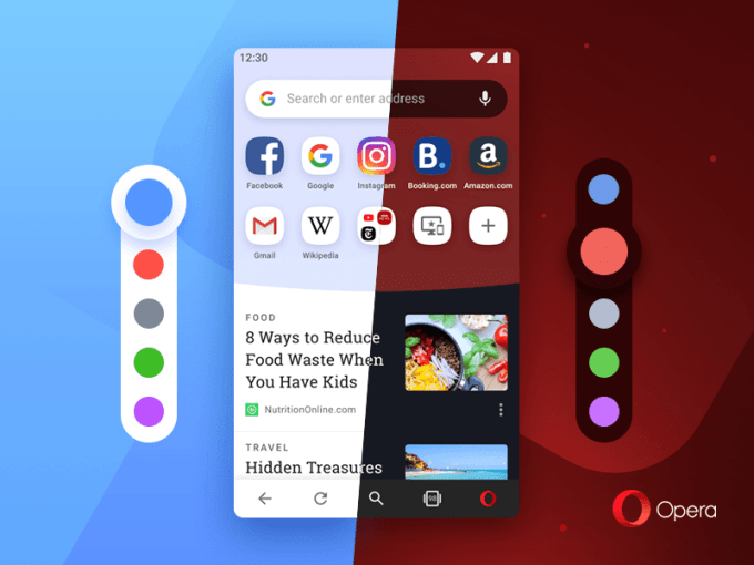 Opera 54 (Android)