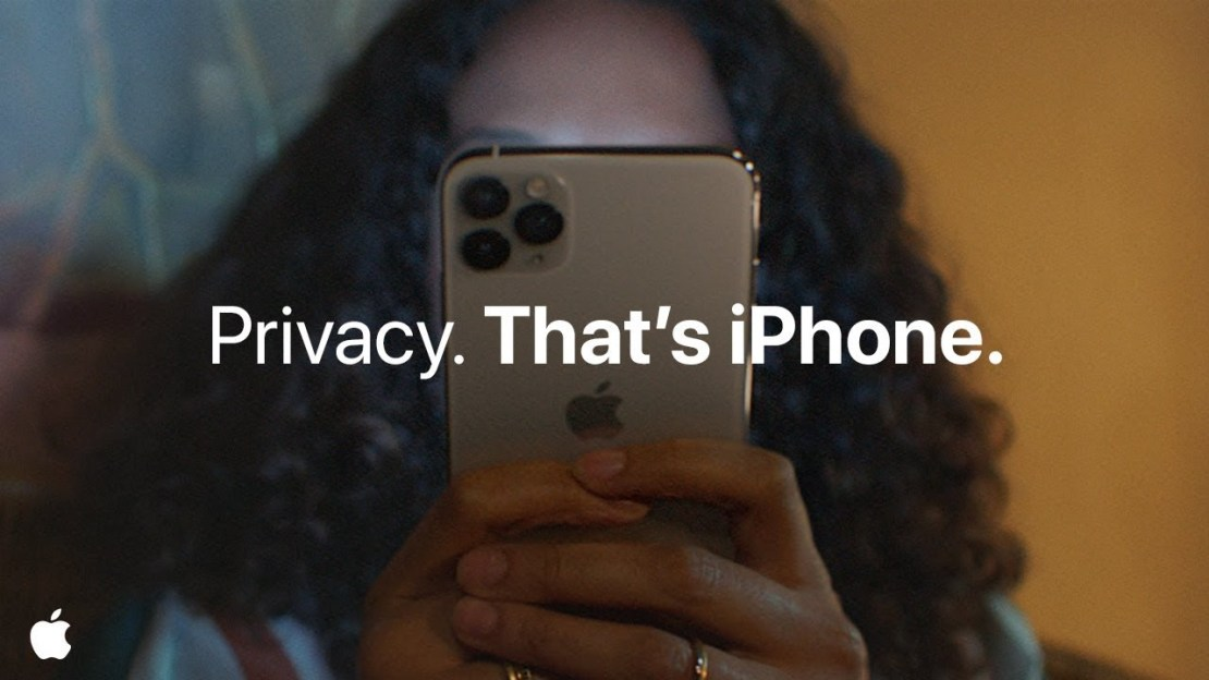 Privacy on iPhone — Simple as that — Apple
