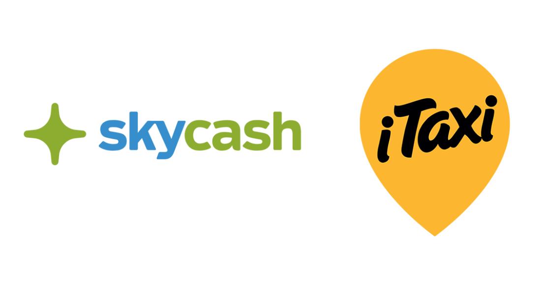 Logo Skycash i iTaxi
