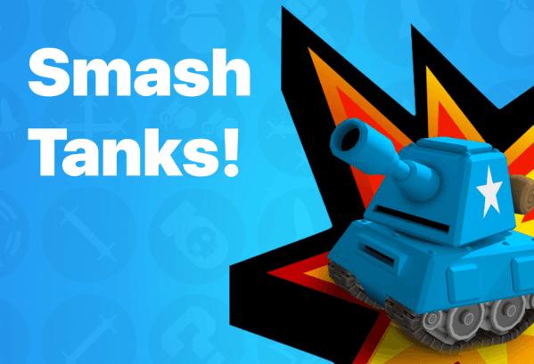 """Zagraj w """"Smash Tanks!"""" – planszową grę mobilną w AR"""