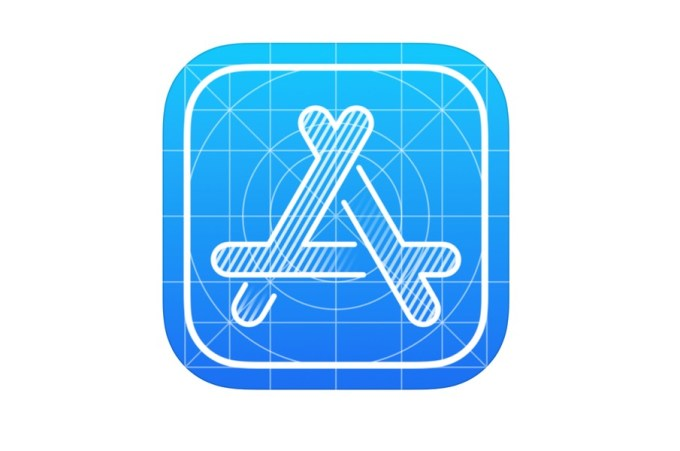 Ikona aplikacji mobilnej Apple Developer