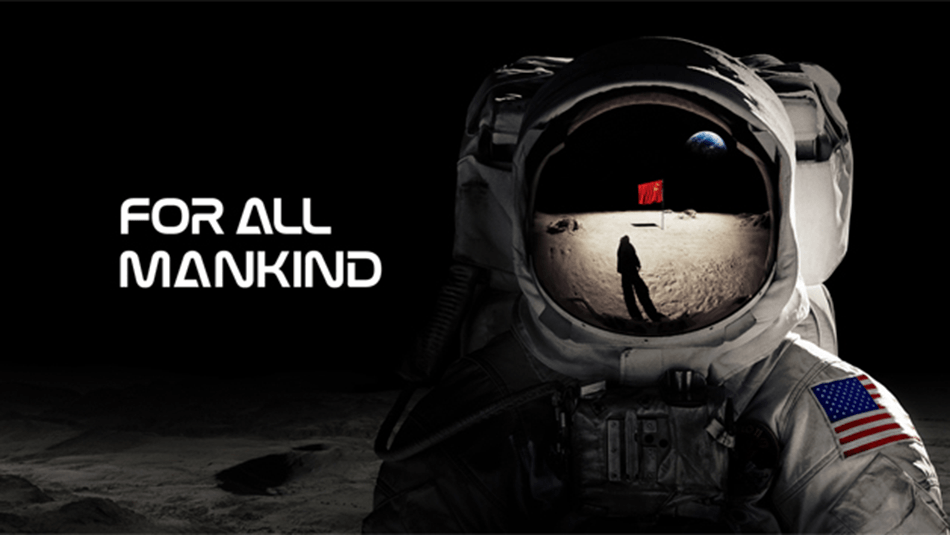 """Apple TV+ """"For All Mankind"""""""