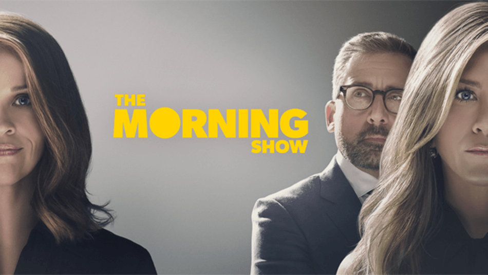"""Apple TV+ """"The Morning Show"""""""