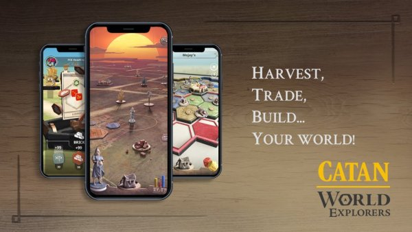 """Catan: World Explorers"" w AR może być oparta na technologii Niantic"