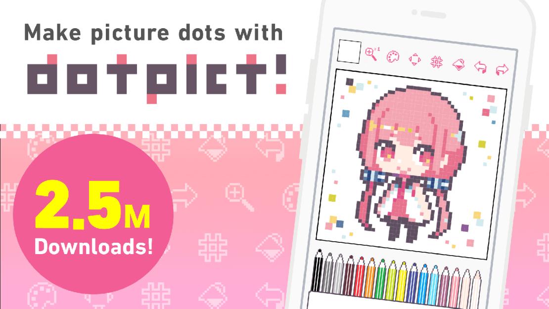 dotpict app