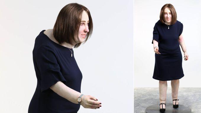Emma – symulacja wyglądu pracownika biurowego w 2039 roku!