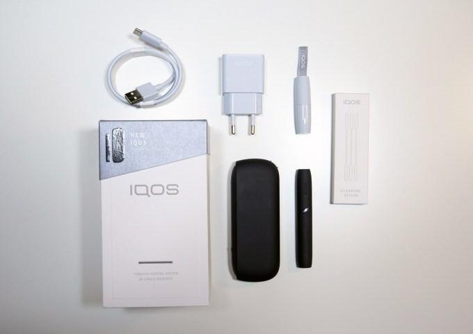 Zawartość pudełka IQOS 3