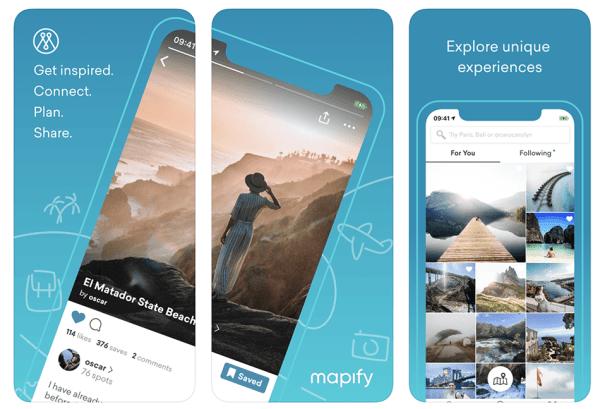 Mapify pomoże Ci zorganizować dokładnie całą podróż