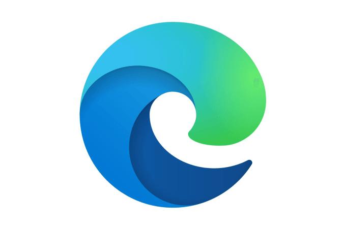 Nowa ikona (logo) przeglądarki internetowej Microsoft Edge (2019)