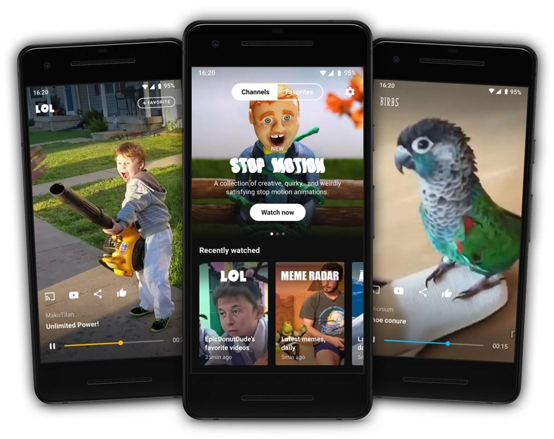 Aplikacja mobilna Neverthink