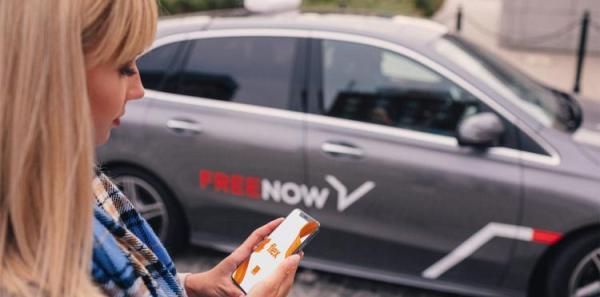 Kody zniżkowe na przejazdy Free Now w Orange Flex