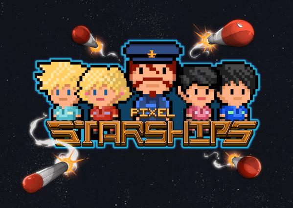 "Kosmiczna pikselostrategia w ""Pixel Starships™ Space MMORPG"""