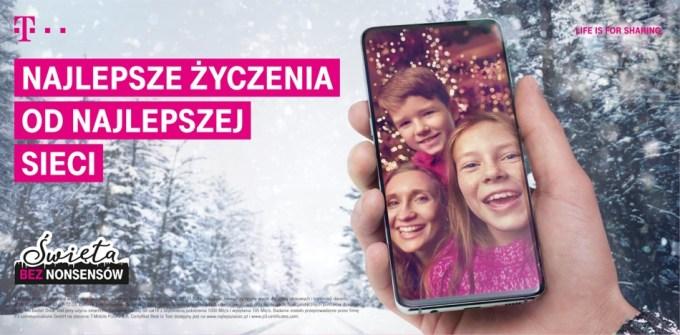 Oferta świąteczna w T-Mobile (2019)