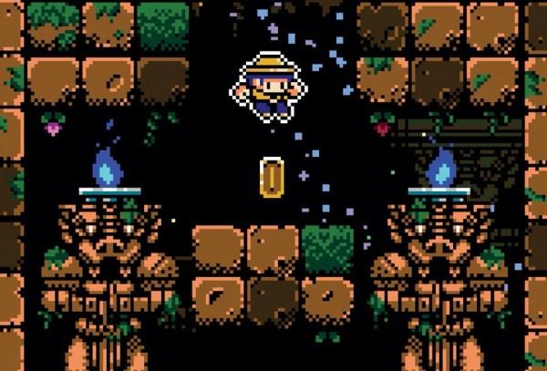 """Spadaj w dół tajemniczego grobowca w grze """"Tombshaft"""""""