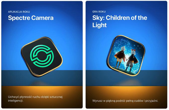Aplikacja i gra mobilne 2019 roku na iPhone'a