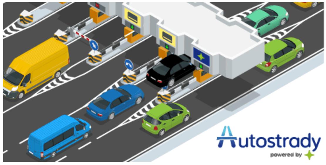 Automatyczna płatność w SkyCash za przejazd przez autostrady