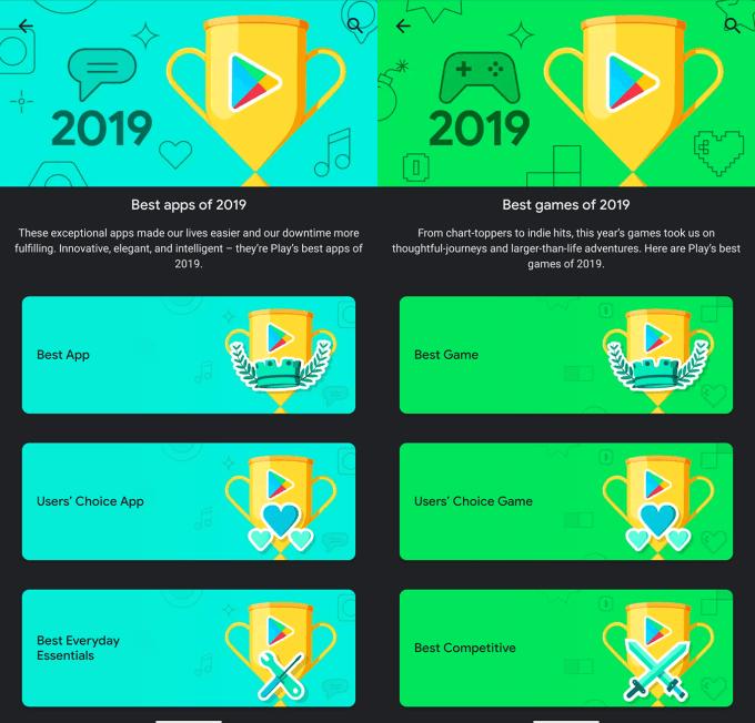 Best of 2019 najlepsze aplikacje i gry mobilne na Androida w 2019 roku