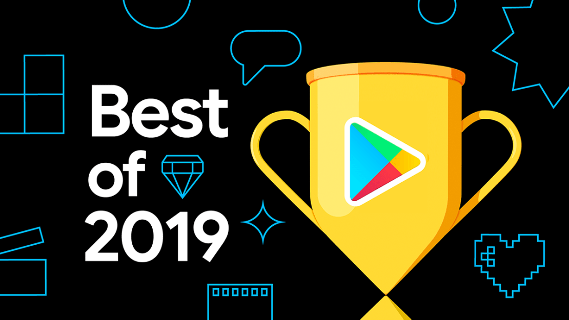 Best of 2019 w sklepie Google Play