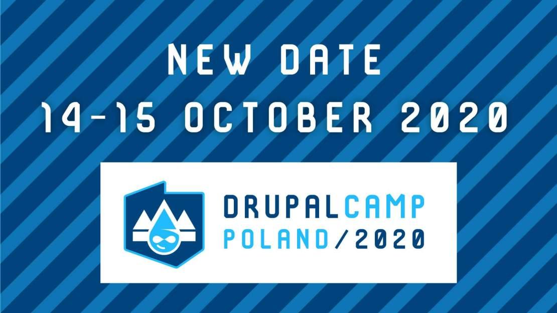 Drupal Camp (październik 2020)