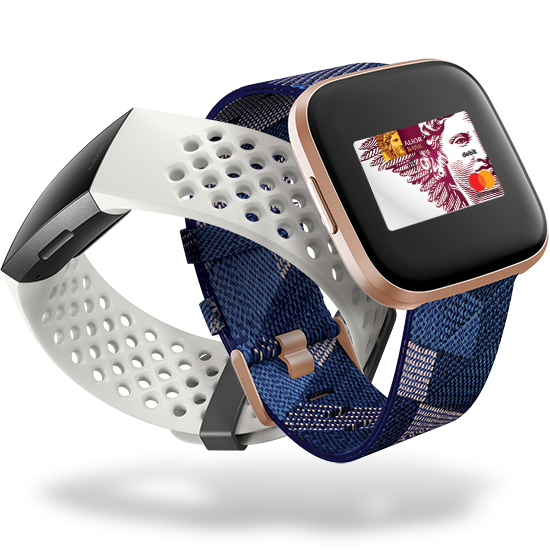 Fitbit Versa (Fitbit Pay z kartą Alior Banku)