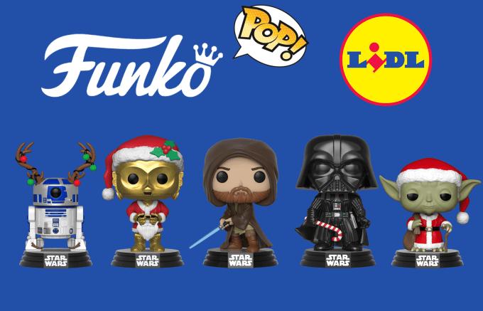 Figurki Funko POP! w sklepach sieci Lidl