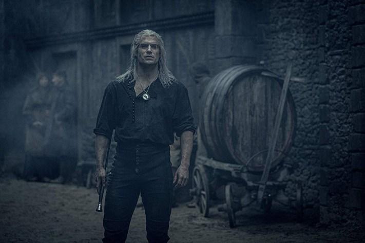 Geralt (Wiedźmin, Netflix 2019)