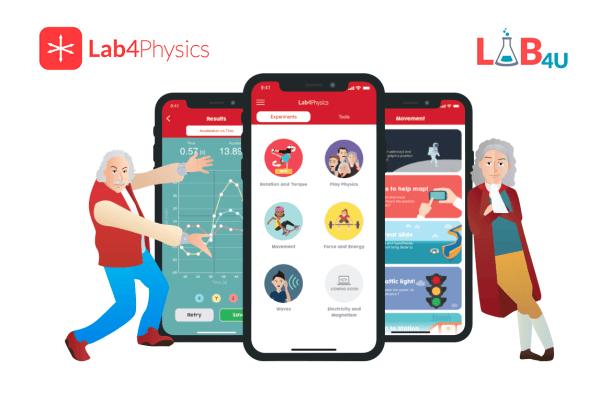 """Eksperymentuj i baw się fizyką w """"Lab4Physics""""!"""