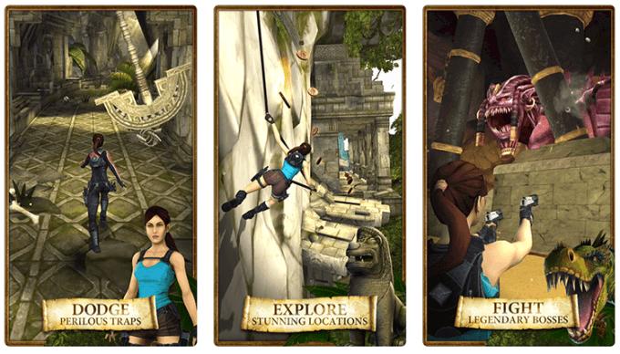 Lara Croft – Relic Run