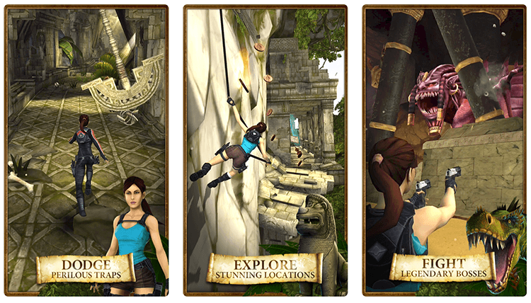 Lara Croft – Relic Run