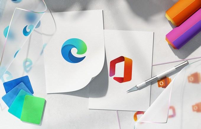 Nowe ikony systemu Windows (projekty 2019)